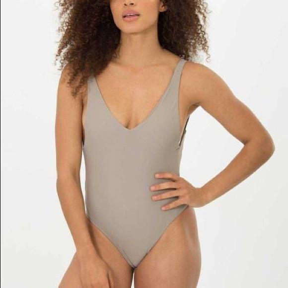 60fcdb7ff24 Tee Ink Swim | Nude One Piece Bikini | Poshmark